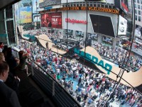 June 16, 2011; Newly created MSG Action Sports produces its first event
